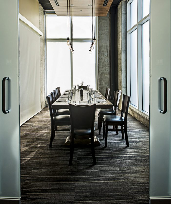 Intermezzo Room.Private Dining Page